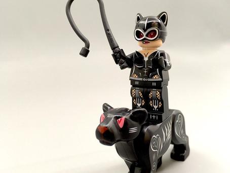 Bel's Figure Catwoman impressive work