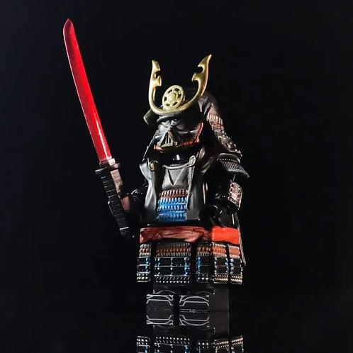 Black Vader parts set ( No mini figure )  by Cosmos