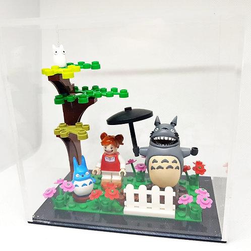 Bricks Park Totoro set