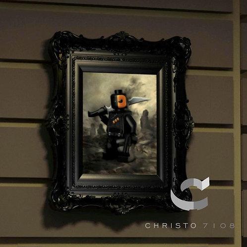 Christo7108 Deathstroke Brickart