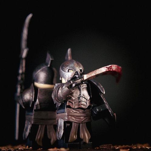 Night Creation Gundabad orc army of 4