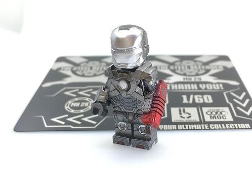 LBxLCM The Steel Defender MK29
