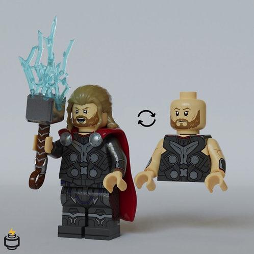 Jaka AOU Thor minifigure