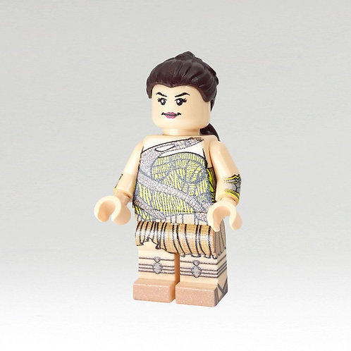 Bel's minifigure Princess