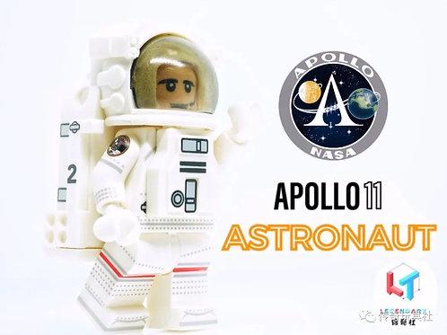 Legendary Brick Apollo11 Astronaut v2