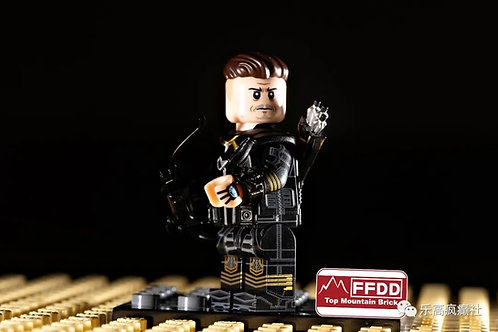 Top Mountain Brick FFDD Hawkeye