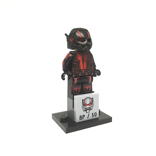 Bricks Park 'Black Guy' minifigure
