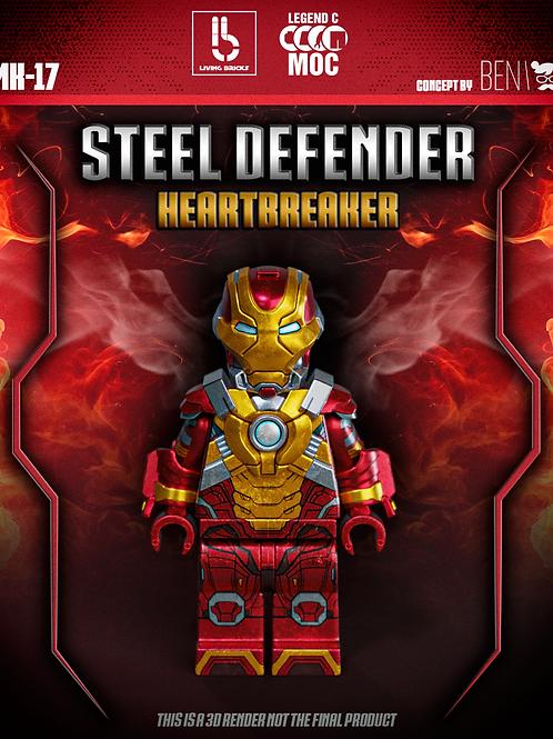 LBxLCM The Steel Defender Heartbreaker Mark 17