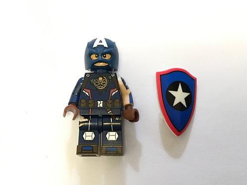 Brothers Figure Rebel Patriot