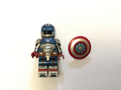 Brothers Figure Patriot Armor