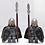 Thumbnail: Gondor Soldier x 8 minifigures  LOTR001