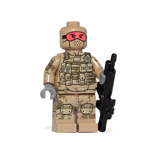 Citizen Brick soldier ( ACU camo special color )