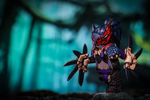 MF Monster Hunter girl