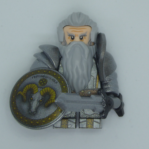 Ironhill Dwarves x 8 minifigures  HOB001