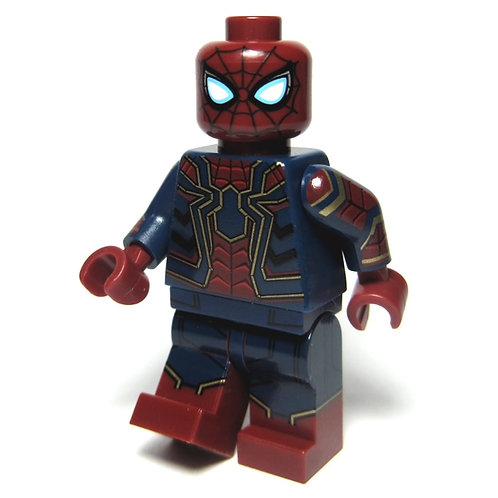 Phoenix Custom Brick Infinite Arachnid Hero