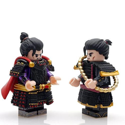 MF Samurai hair only