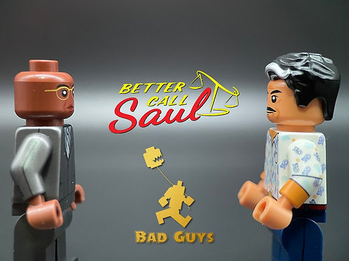 Better Call Saul  minifigures