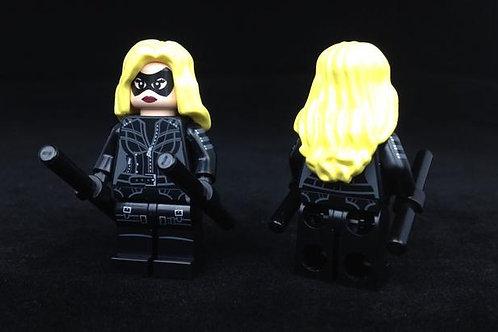 SH Custom Black Canary (custom hair by Christo)