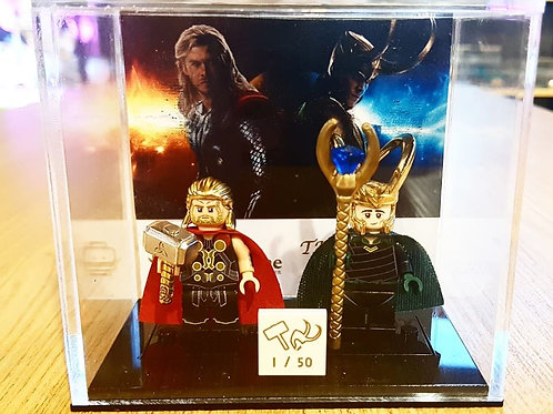 Bricks Park Thor & Loki set