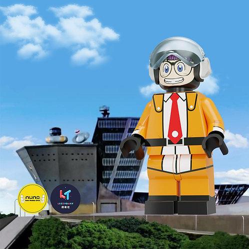 Nuno Science Team minifigure