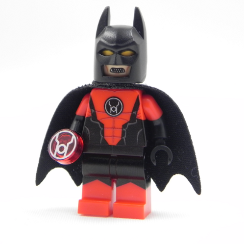 Leyile Red Lantern Batman