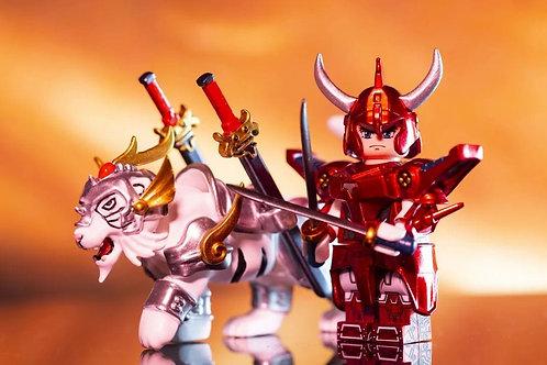 MF Ronin Warriors Tiger & 2 swords only