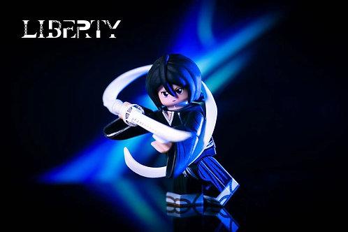 Liberty, Bleach Rukia Kuchiki