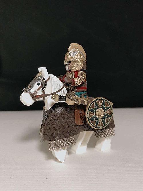 Handiharo Theoden with horse custom