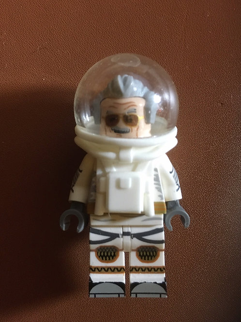 FunnyBrick FB Stanlee minifigure