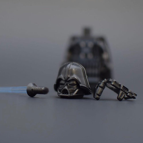 Blackographic Darth Vader