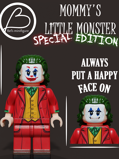 Bel's minifigure Mommy's Little Monster