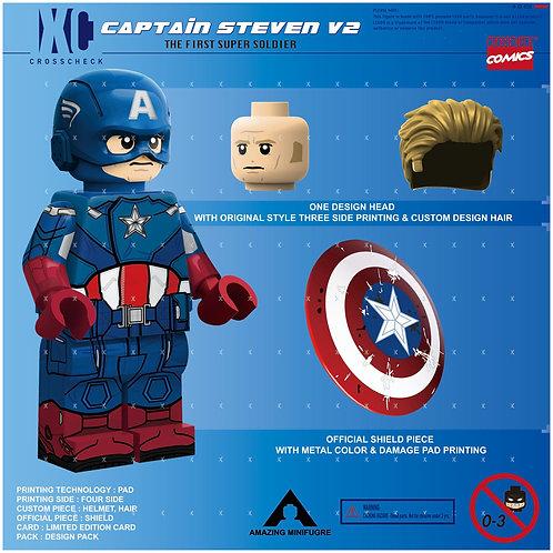 Amazing x CrossCheck Captain Steven V2
