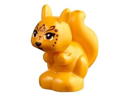 Bright Light Orange Squirre (Miss Spry) Lego minifigure