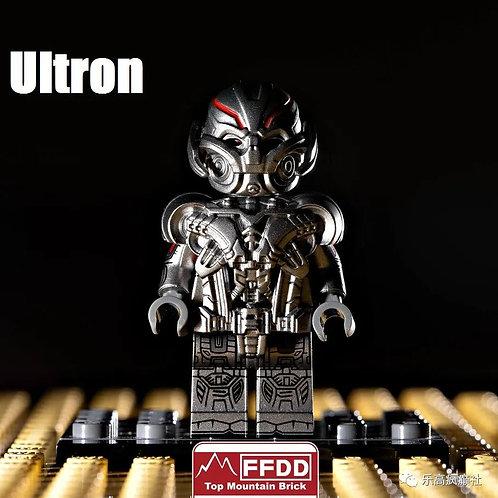 Top Mountain Brick Ultron UV effect , TMB