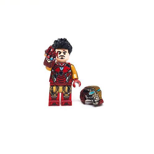 Bricks Park 'Snap Guy' minifigure