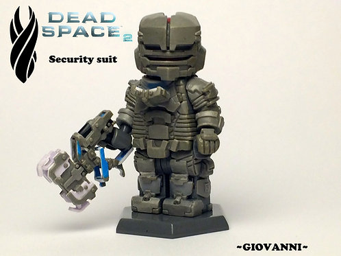 Dead Space sculpture by Leo