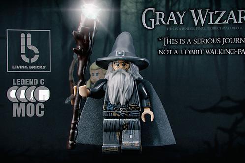 LBxLCM new series - Gray Wizard