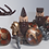 Thumbnail: Ironhill Dwarves General ( Golden silver ) x 4 minifigures  HOB005