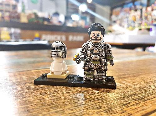 Bricks Park MK1 Iron Man