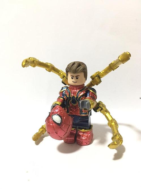 CHIGO Brickarts Iron Spider (Ver. Infinity wars)