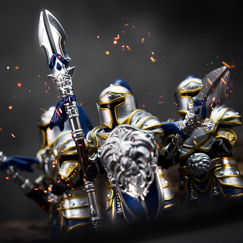 2 x Alliance knight v2, NC
