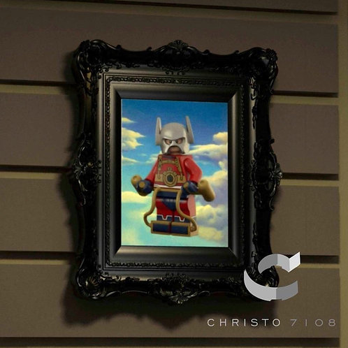 Christo7108 Orion Brickart