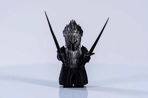 NC Studio Nazgul ,Witch King at Dol Guldur  with base