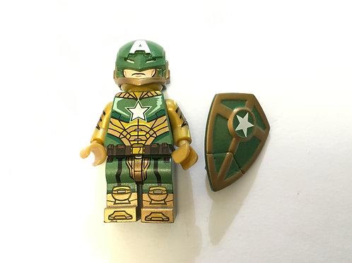 Brothers Figure Ironclad Patriot