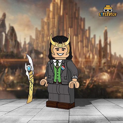 Life Brick Vote for Loki