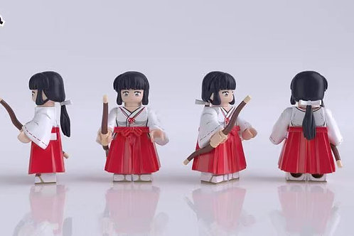 1001 Studio (Fl)  Inu Yasha Kikyō