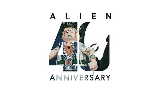 LBxLCM NCs Alien Slayer -Monstor 40th Years Anniversary Set