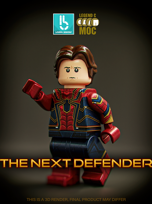 LBxLCM Next Defender