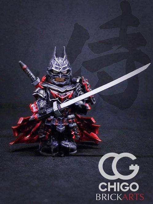CHIGO Brickarts Kai Batm Timeless Bushido Samurai/ Bushido Batm