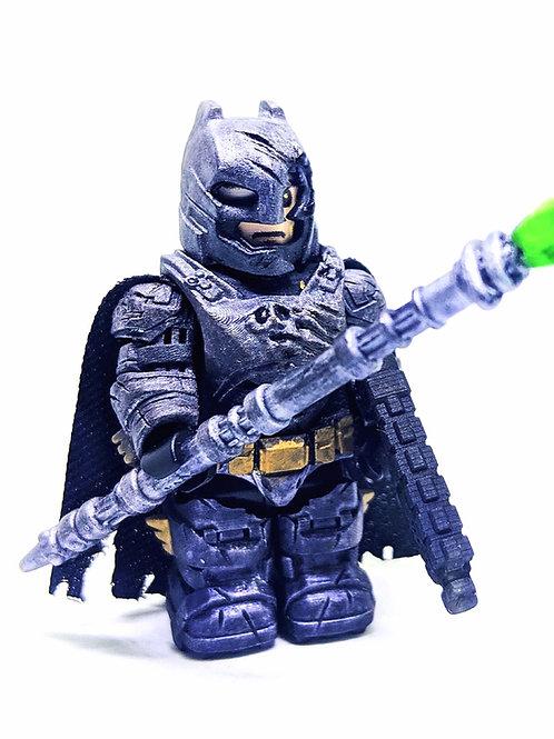Brickarts Kai Batman armored Battle damaged version